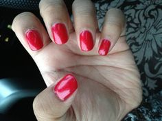 DIY gel nails without UV light