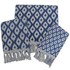 Found it at Wayfair - Madison Jacquard 3 Piece Towel Set