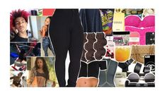 """""""Don't know what to caption this """" by trapfumes ❤ liked on Polyvore featuring beauty, Michael Kors, Victoria's Secret, Victoria's Secret PINK, Versace, Smooth 'N Shine Polishing, Pelle, Topshop, Chanel and Duralex"""
