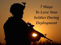 Love for you and your soldier during deployment! #unitedmilitarytravel #militarytravel #militarytravelloans #travelloans #travelnowpaylater #deployment