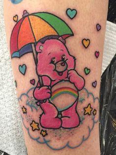 Disney Dumbo Tattoo