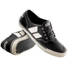 Macbeth Shoes   Macbeth Langley Shoes - Black Cement