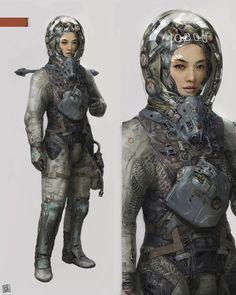 Space_Astronaut_Concept_Art_01_Long_Ouyang.jpg (1439×1800)