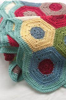 Crochet Blanket by Ashby Blue