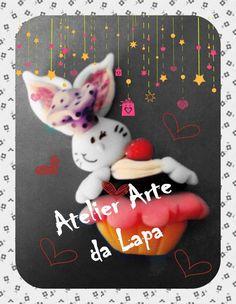 Biscuit enfeite de páscoa #Biscuit #AtelierArtedaLapa