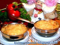 Шедевры кулинарии: Жульен с грибами и курицей