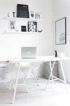 work space goals via sosageblog.com