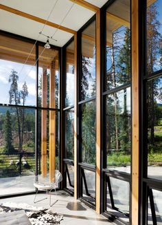 Weigel Residence by Substance Architecture » CONTEMPORIST