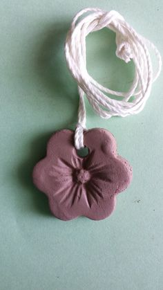 Essential Oil Diffuser Necklace  Natural by ChaoticYetCreative