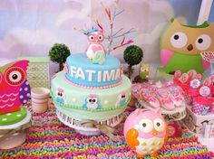 Owl Birthday Party Ideas | Photo 1 of 12