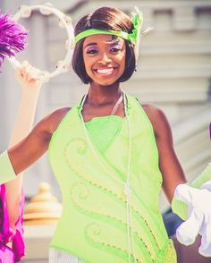 Pin for Later: Yes, You Can Be a Disney Princess —Here's How! Tiana