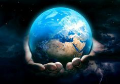 In the beginning God created the heaven and the earth (Genesis 1:1)