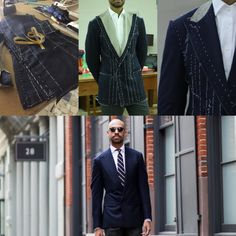 http://chicerman.com  edesimsartorianapoli:  The making of a masterpiece. - DB 4 buttons and trousers @edesim_napoli made for @milanstylelive - fabric by @escorialwool  in N.Y.C. @philippeperzivienna #bespoke #doppiopetto #edesimnapoli #handcrafted #handmade #fattoamano #milanstylealive #thepleasureofdressingpeople #TheBritishAmbassador #dapper #britishfabric #newyork #nyc #escorial #HisHighnessInNYC  #menshoes