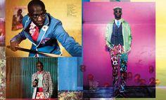 AADAT » Art, Fashion, Film, Music, AfricaColorama | Men's Fashion - AADAT