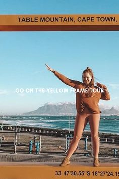 Going on the ultimate yellow frame tour through the beautiful and vibrant Mother City is not only one of the top things to do in Cape Town. Stuff To Do, Things To Do, Table Mountain, Most Beautiful Cities, Cape Town, Opportunity, To Go, Explore, Yellow