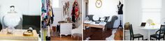 Apartment Therapy: Krystal Bick's Studio...my life in 5 years, a girl can dream!