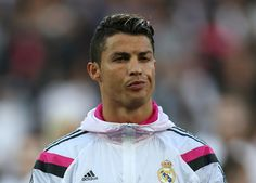 When your friend asks you to repeat yourself because they were texting. | 27 Cristiano Ronaldo Reactions For Everyday Situations