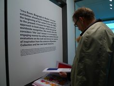 Exhibition 'Irma Boom: Biography in Books' | Special Collections 2010