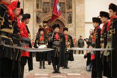 Kravat pukovnija (Cravat Honorary Regiment)