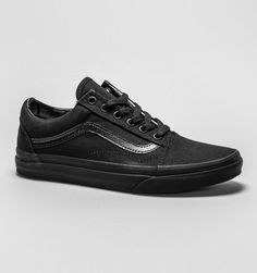 b566754a338d6 Vans Old Skool Black-Black trainers