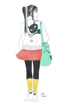 Yuki.Kawatsu Illustration