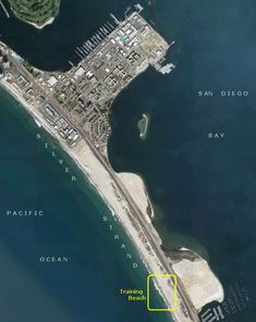 Naval Amphibious Base and Seal Training Facility | Coronado, California