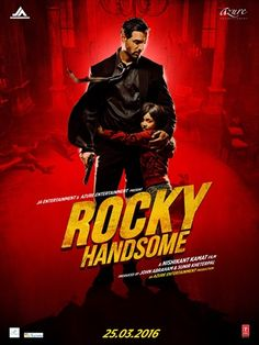 Rocky Handsome 2016 Hindi 720p DVDScr 900mb