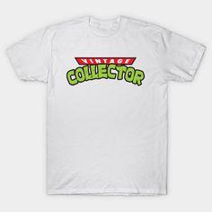 Vintage Collector - Ninja Turtles - Mens T-Shirt