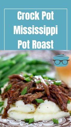 Pork Tenderloin Recipes, Roast Recipes, Slow Cooker Recipes, Crockpot Recipes, Cooking Recipes, Crockpot Dishes, Crock Pot Cooking, Beef Dishes, Beef Recipes For Dinner