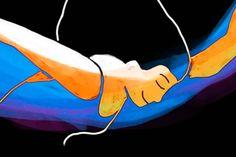 #animation #art #painting Desde Buenos Aires #ARGENTINA nos llega la #animación de Josefina Rossi y Delfina Grennon Viel. Aquí más de su talento http://www.colectivobicicleta.com/2017/12/animacion-todos-los-veranos.html
