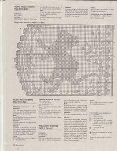 Use this graph; didn't see anything on website Gardine häkeln - crochet curtain - cortinas