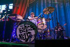 The Black Keys December 9, 2014.  © Todd Morgan