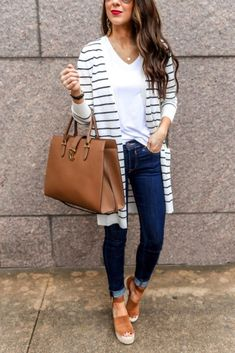 Affordable And Casual Spring Outfits Ideas14