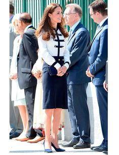 Kate Middleton's Best Dressed Looks | ELLE UK