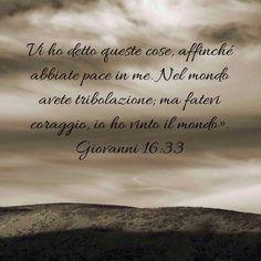 Giovanni 16:33