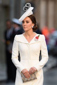 The Duchess Of Cambridge Recycles Princess Charlotte Christening Outfit