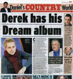 Daniel's Country World Big Show, Keep It Real, Feel Good, Album, Feelings, Country, World, Music, Stay True