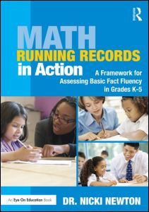 Math Running Records!  They are here.