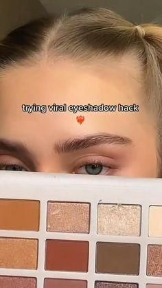 Makeup Eye Looks, Skin Makeup, Eyeshadow Makeup, Dope Makeup, Makeup Stuff, Eyebrow Makeup, Makeup Brushes, Beauty Makeup, Beginners Eye Makeup