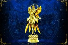 Virgo - Armadura Divina -Saint Seiya:  Soul of Gold