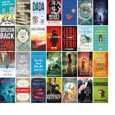 """Saturday, July 25, 2015: The Granville County Library System has eight new bestsellers, three new audiobooks, 21 new children's books, and 65 other new books.   The new titles this week include """"What Pet Should I Get?,"""" """"Barbarian Days: A Surfing Life,"""" and """"Your Baby's First Word Will Be DADA."""""""