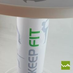 Stehtisch CLASSIC bedruckt – KeepFit 2 Personal Care, Self Care, Personal Hygiene