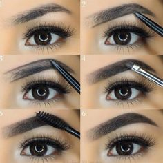 Eyebrow Makeup Tips picture 2