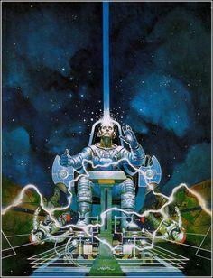 Don Maitz selected by Alternative Art 80s Sci Fi, 70s Sci Fi Art, Science Fiction Kunst, Science Art, Space Fantasy, Sci Fi Fantasy, Sci Fi Kunst, Arte Sci Fi, Classic Sci Fi