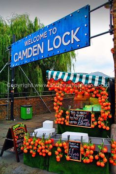 Camden Lock market, Camden Town, London photograph picture print by AE Photo