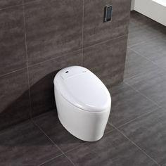Ove Tuva Tankless Smart Toilet