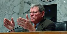 » US Senator James Inhofe has authored a bill to arm Ukraine with 'lethal military aid' against pro-Russian separatists.  GOP Senator Jim Inhofe presented a series of fake photos.