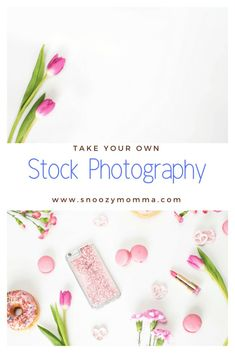 How to take your own stock photography. DIY stock photography // how to create your own flat lays // How To Start A Blog, How To Make, Make Money Blogging, Blog Tips, Online Business, Business Tips, Take That, Stock Photos, Flat
