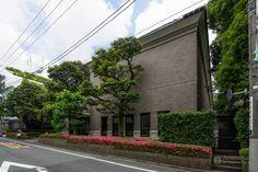 Matsuoka Museum of Art (松岡美術館). -  Architect : Irie Miyake Architects & Engineers (設計:入江三宅設計事務所).