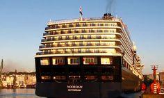 #msNoordam docked in #LaCoruna